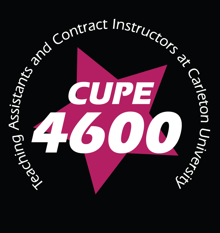 Contract Instructors at Carleton University vote 92.5% in favour of strike action, if necessary