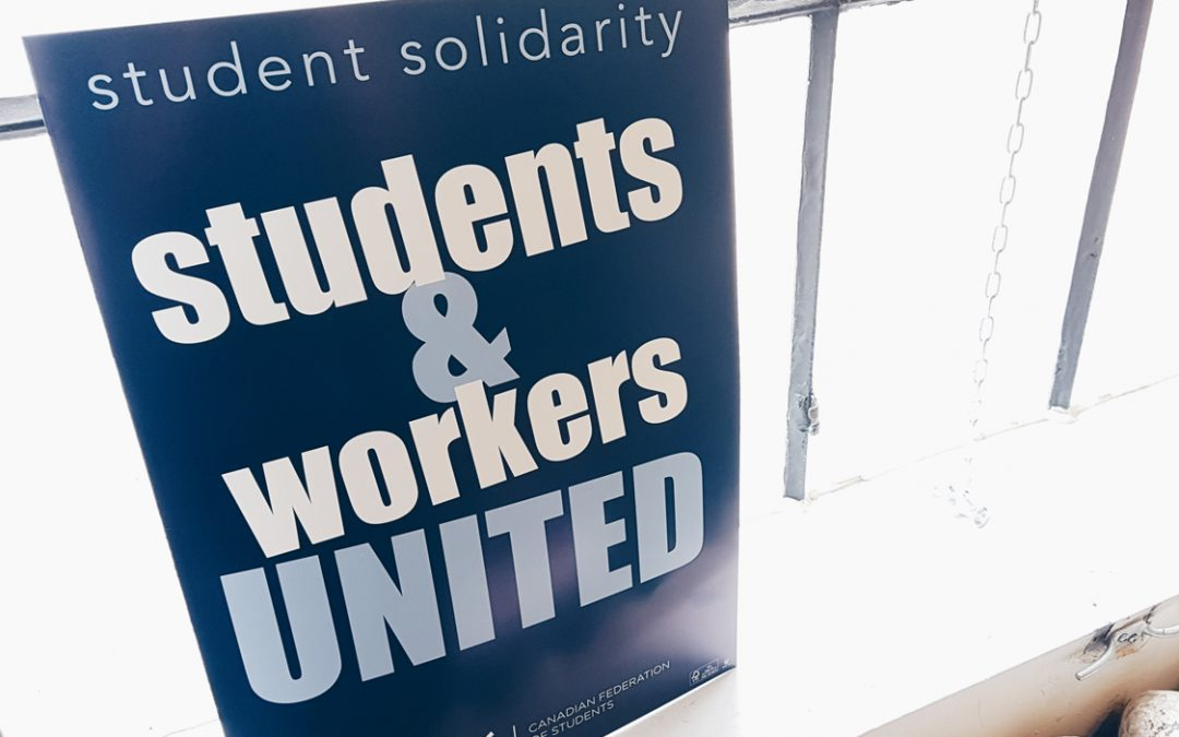 Importance of opting-in to student union levies
