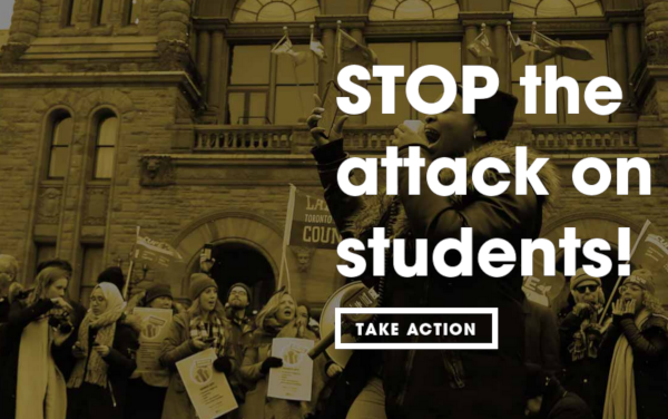 Ontario universities must respect the autonomy of students' unions